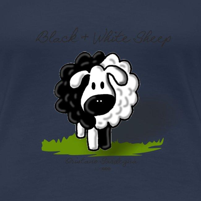 B W Sheep green png