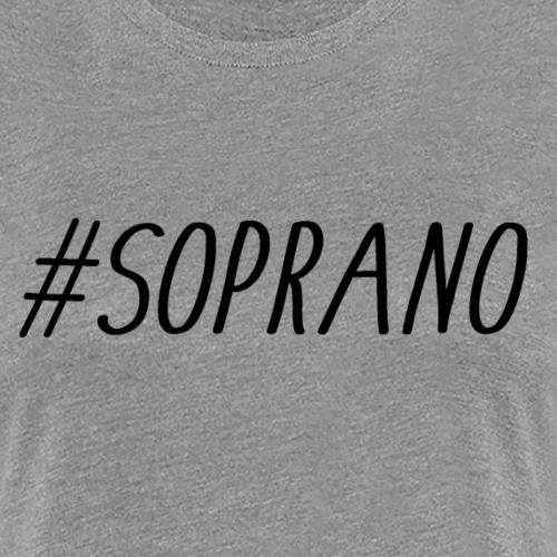 SOPRANO - T-shirt Premium Femme