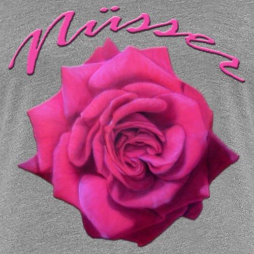 Nüsser Röskes - Frauen Premium T-Shirt