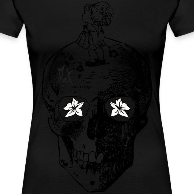 Girl on the Skull McKoy