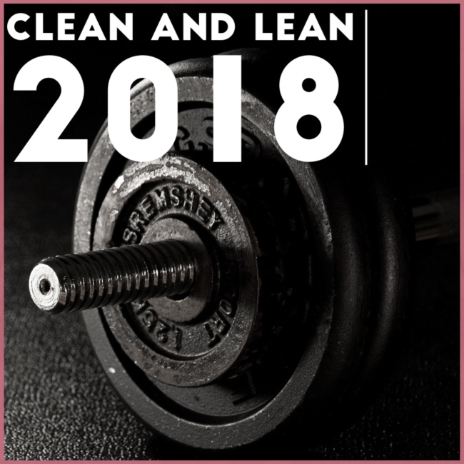 Clean and Lean 2018
