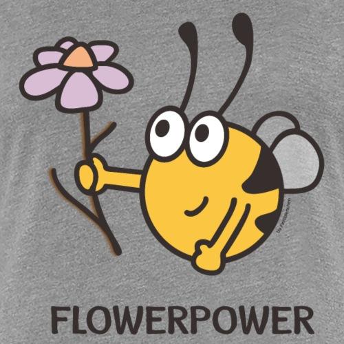 FLOWERPOWER - Frauen Premium T-Shirt