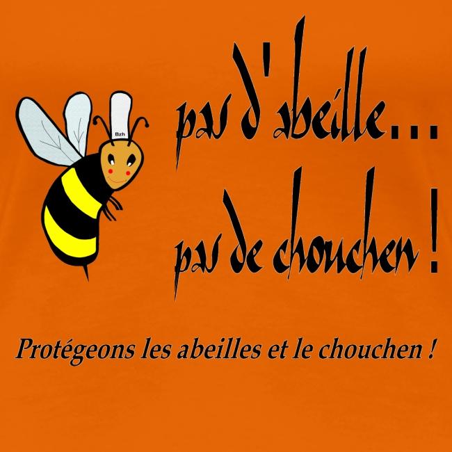 Pas d'abeille, pas de chouchen