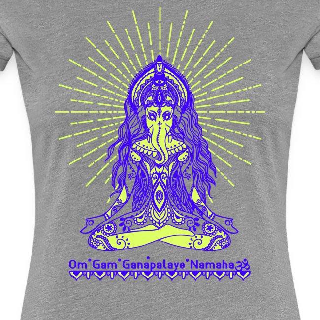 Yogafashion Hippie Ganesha dein Glücksgott