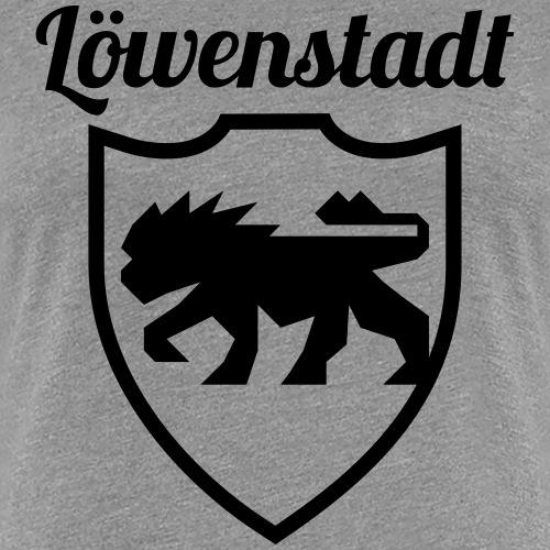 Löwenstadt Design 2 schwarz