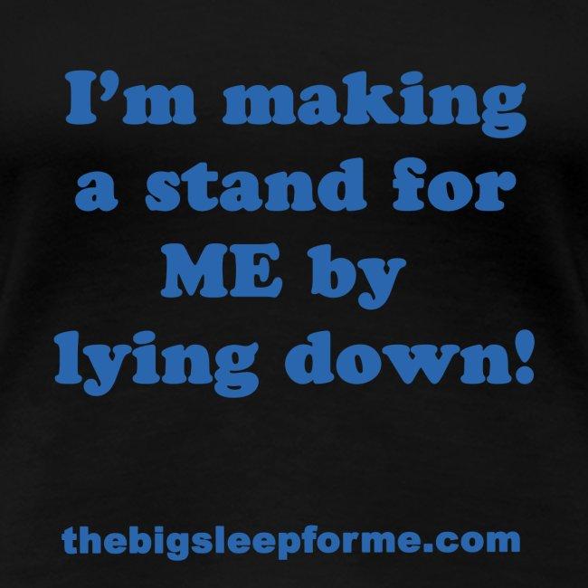 I m making a stand