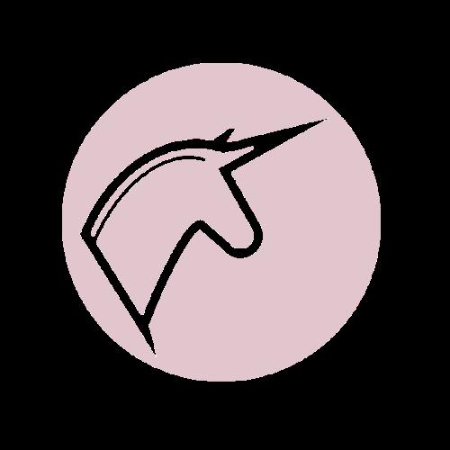 horses en vogue - Logo (rosa) - Frauen Premium T-Shirt
