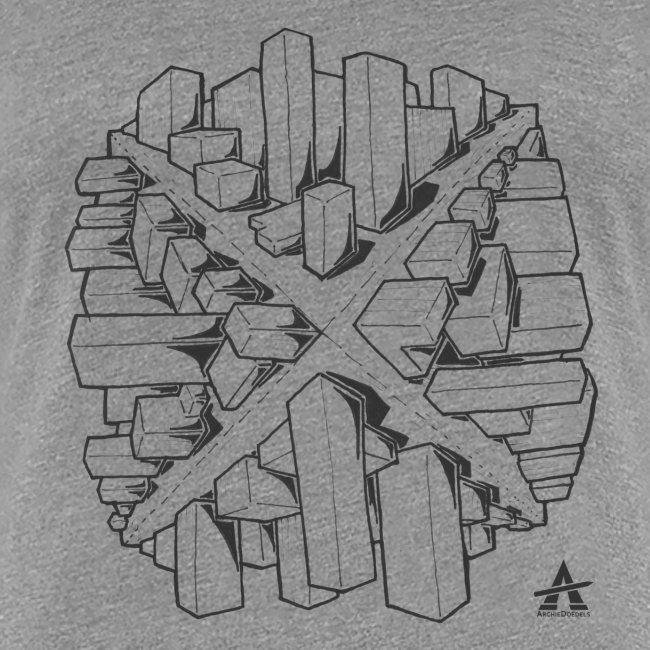 croix en perspective