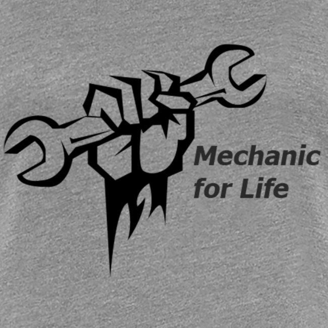 monteur voor het leven