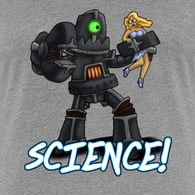 Science Robot