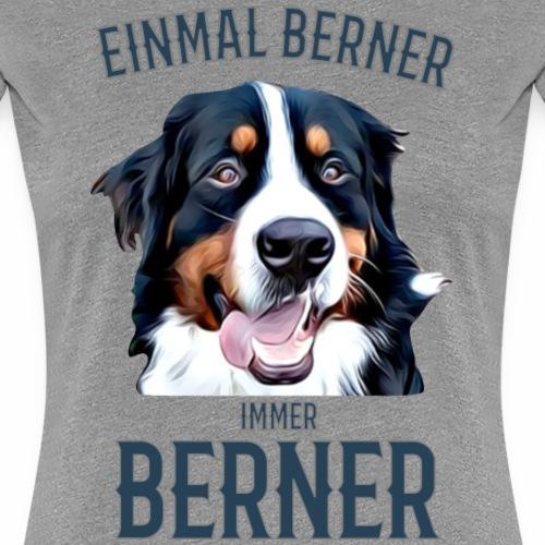 Berner Sennenhund Bern Geschenk Hundehalter - Frauen Premium T-Shirt
