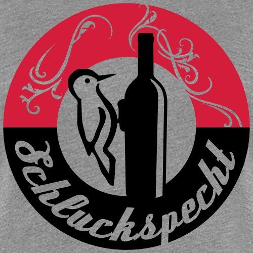 Schluckspecht - Frauen Premium T-Shirt