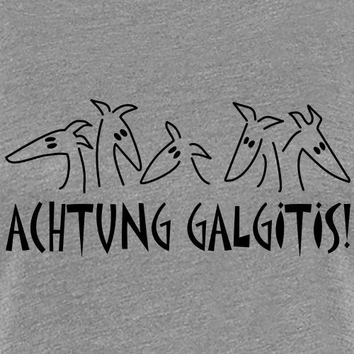Galgitis - Frauen Premium T-Shirt