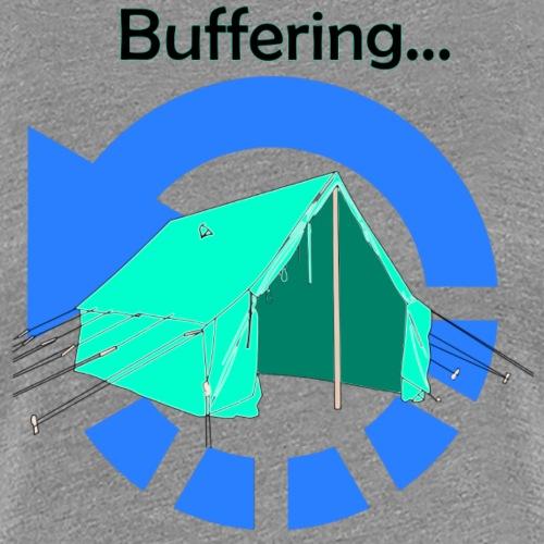 Guide Leader Buffering - Women's Premium T-Shirt