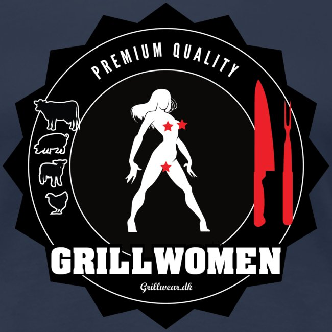 GRILLWOMEN png