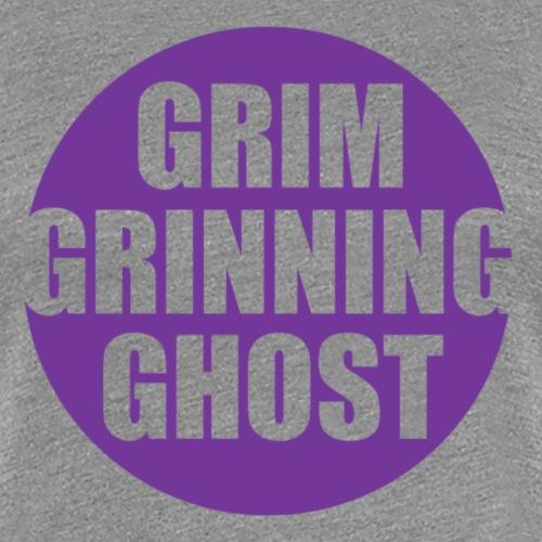 Grim grinning ghost - Women's Premium T-Shirt