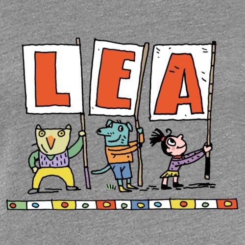 Lea - Frauen Premium T-Shirt