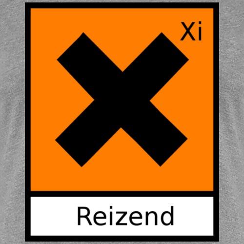 Reizend Chemie X witzig - Frauen Premium T-Shirt