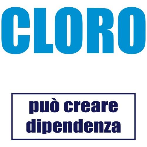 Il cloro crea dipendenza
