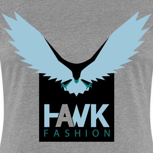 HAWK - Frauen Premium T-Shirt