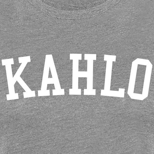 KAHLO - Women's Premium T-Shirt