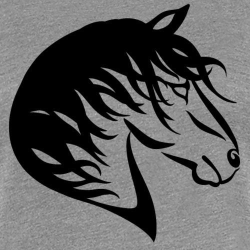 Tribal Horse - Women's Premium T-Shirt