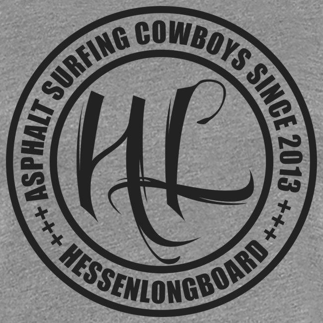 Hessenlongboard® Asphalt Cowboy 2016