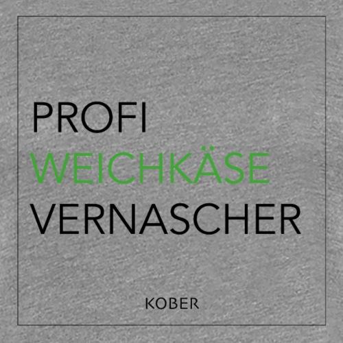Käse Kober Weichkäse Vernascher - Frauen Premium T-Shirt