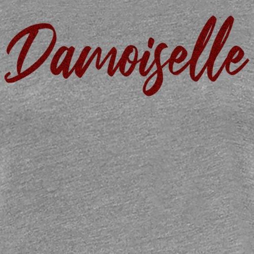 Damoiselle - T-shirt Premium Femme
