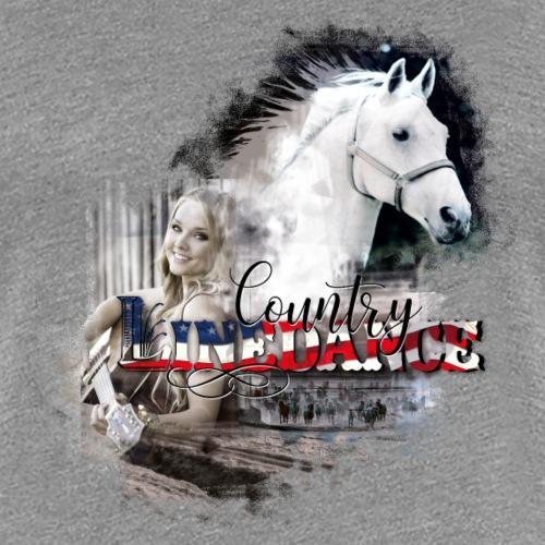 kl_linedance66 T-Shirts - Women's Premium T-Shirt