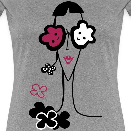 Matilde - T-shirt Premium Femme