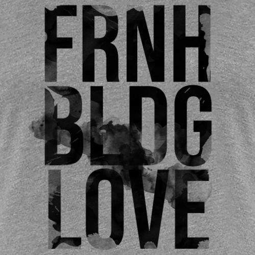 Französische Bulldogge Liebe wasserfarben - Frauen Premium T-Shirt