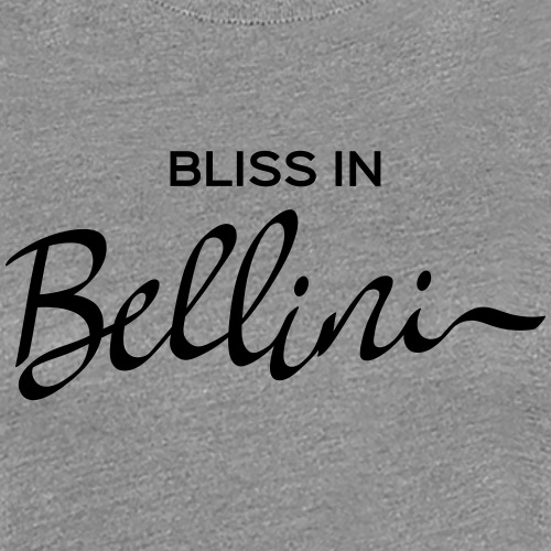 Bliss in Bellini