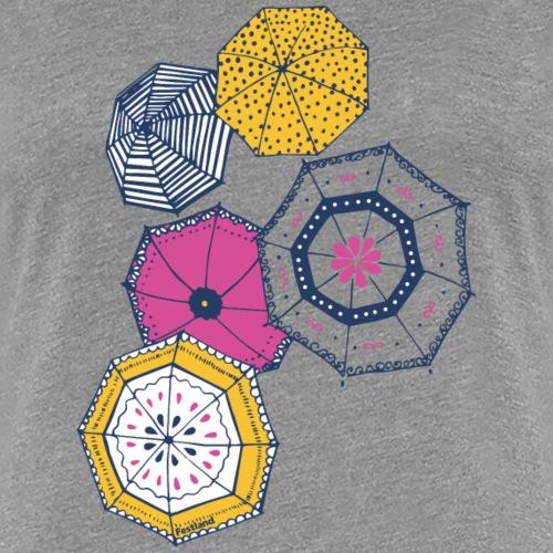 festland umbrellas - Frauen Premium T-Shirt