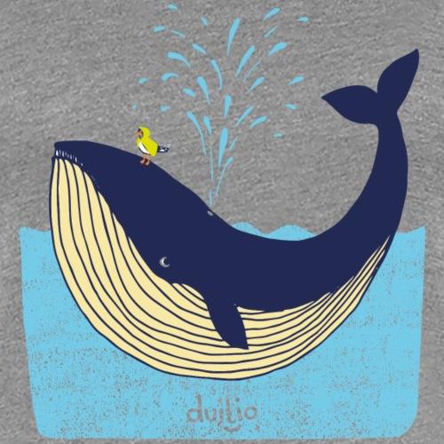 duilio wal - Frauen Premium T-Shirt