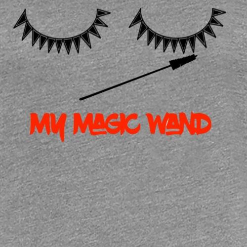 My magic wand t-shirt and sweatshirt design - Women's Premium T-Shirt