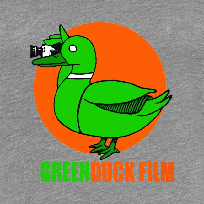 Greenduck Film Orange Sun Logo