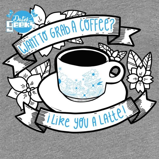 I Like You To Latte White