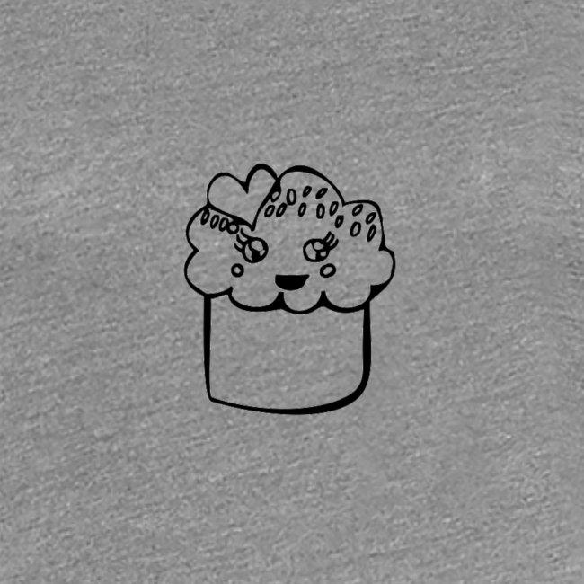 muffin herz