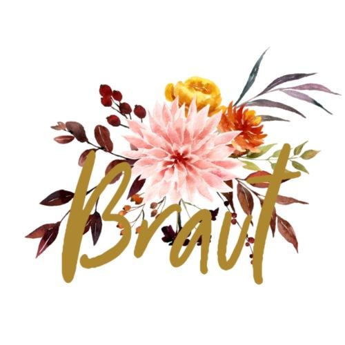 Braut - JGA - Florale Serie