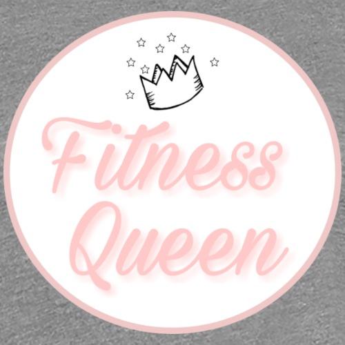 Fitness Queen - Frauen Premium T-Shirt