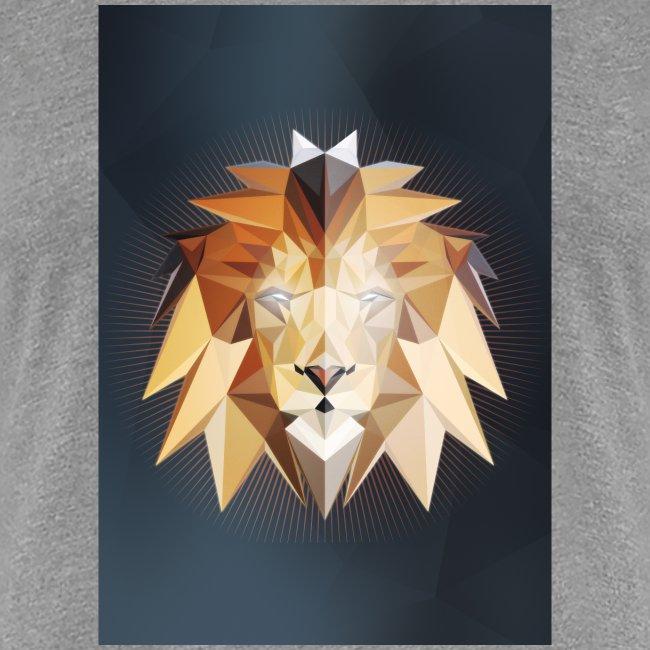 Polygon Lion