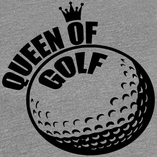 Golfqueen - Frauen Premium T-Shirt
