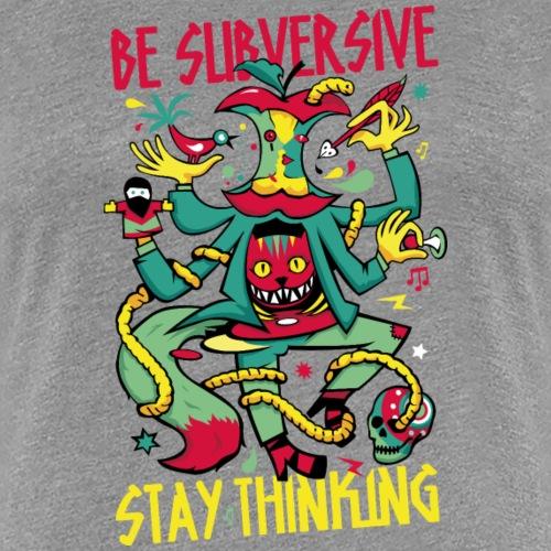 Réfléchir par soi-même - T-shirt Premium Femme