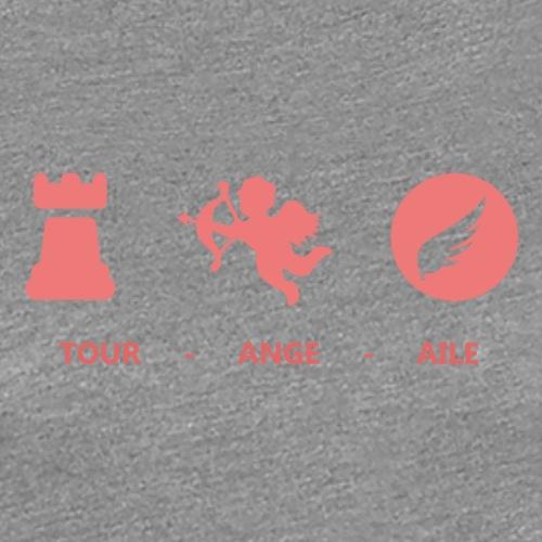 Tshirt Tours ! Spécialement pour les Tourangelle - T-shirt Premium Femme