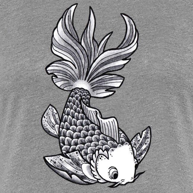 Pesce Tattoo Flash