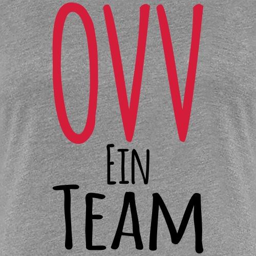 OVV Ein Team - Frauen Premium T-Shirt