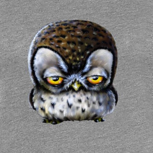 Little Cute Owl - Frauen Premium T-Shirt