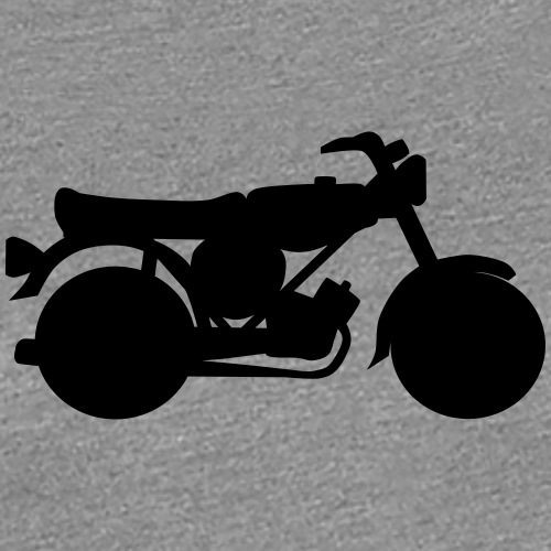 Moped 0MP01 - Women's Premium T-Shirt