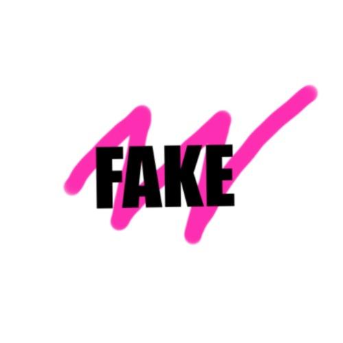 FAKE COLECCION - Camiseta premium mujer